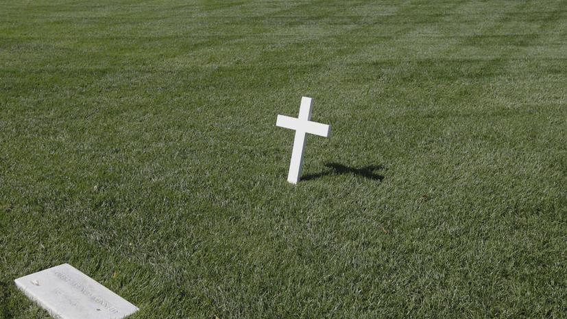 В США отец 7 лет приходил на могилу чужого ребёнка