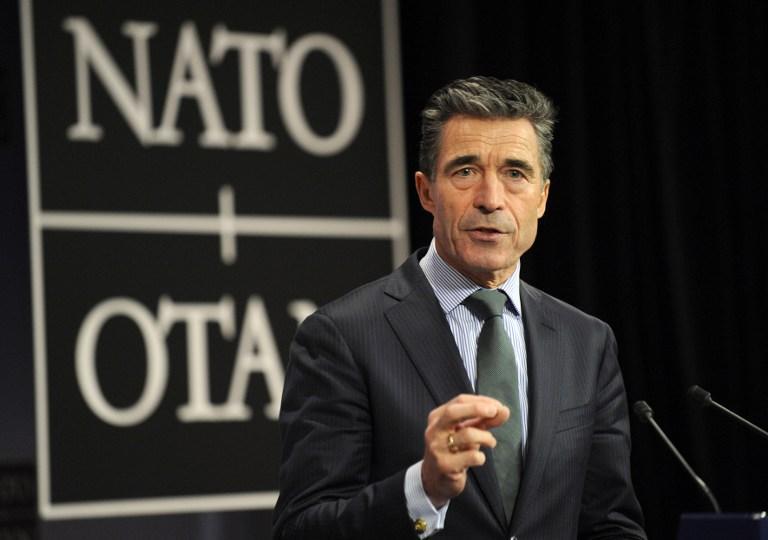 Расмуссен: Украина и НАТО готовы и дальше развивать отношения