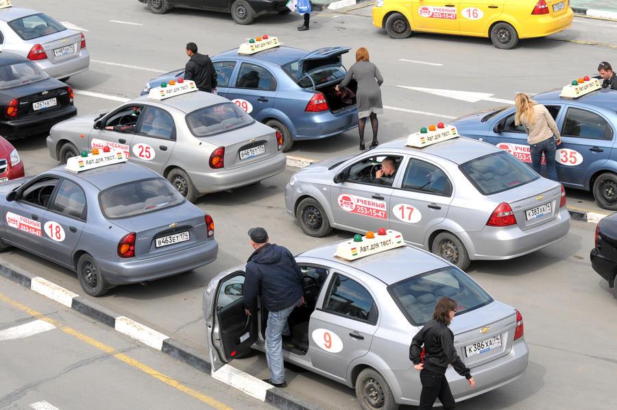 Автошколы научат будущих водителей оформлять ДТП без участия полиции