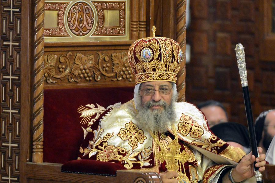 Патриарх Александрийский отменил встречу с верующими из-за угроз радикальных мусульман