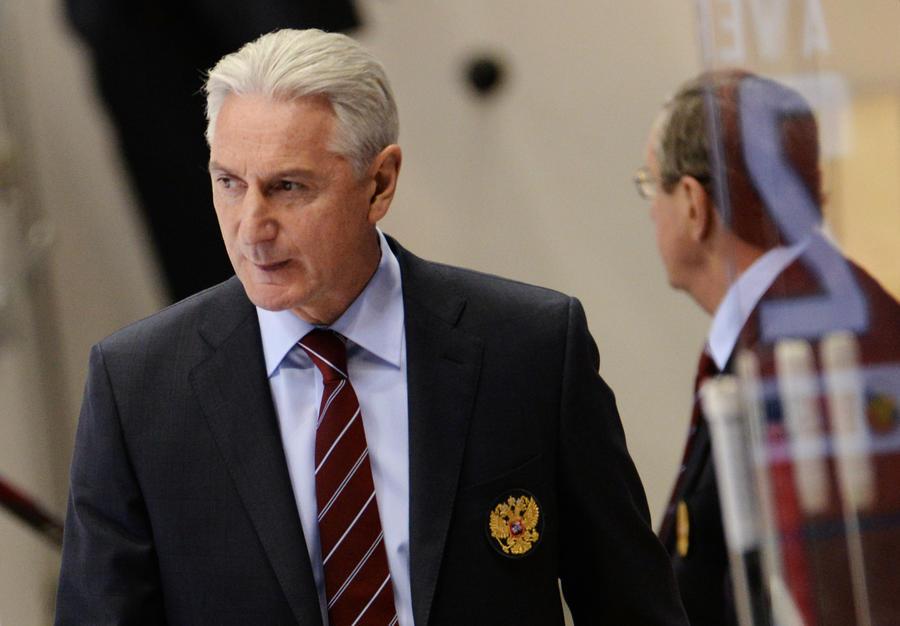 Стали известны составы хоккейных сборных на Олимпийских играх в Сочи