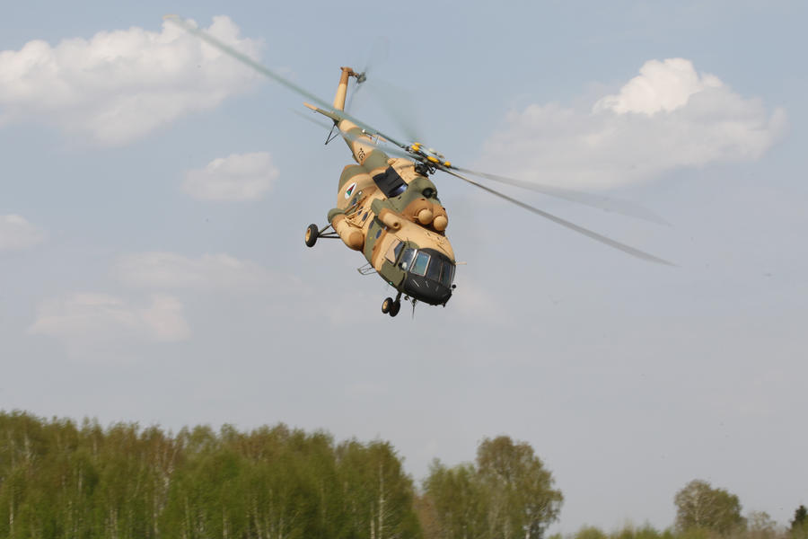 Российские вертолеты займутся борьбой с наркокартелями в Перу