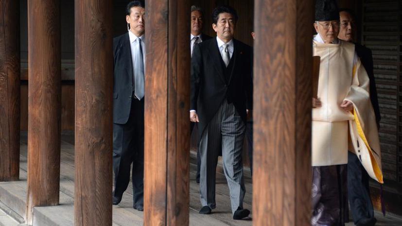 Япония выразила протест в связи с открытием в Китае памятника корейскому солдату
