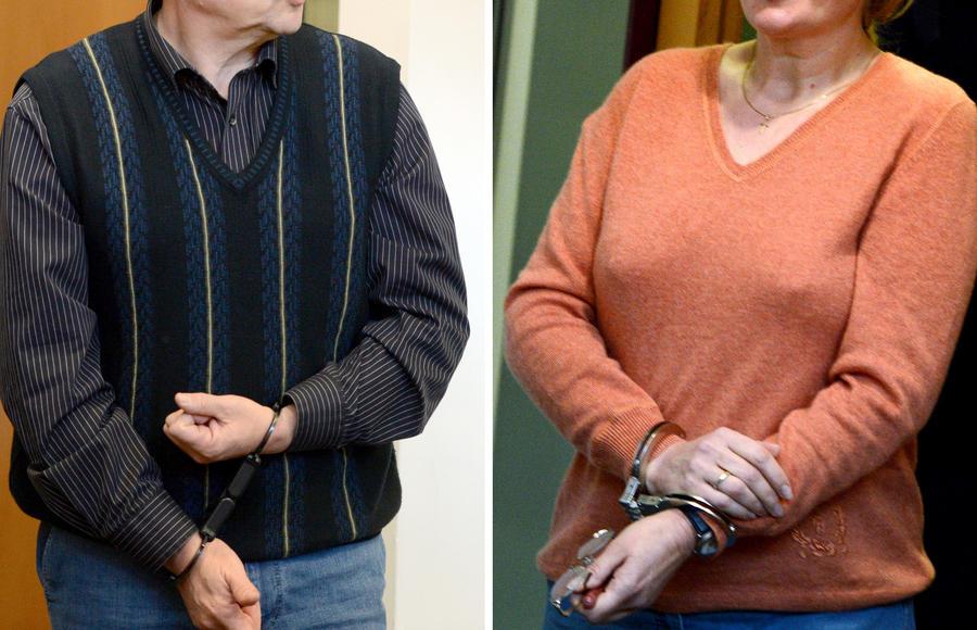 Германия готова обменять супругов Аншлаг на западных агентов, заключённых в России