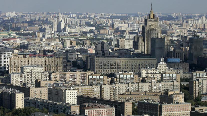 МИД РФ направил посольству Украины ноту о прекращении действия соглашений по Черноморскому флоту