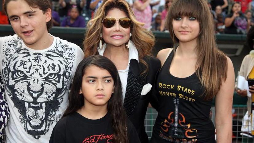 Британский актер Марк Лестер заявил, что является биологическим отцом детей Майкла Джексона