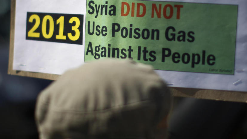 The Daily Mail: Великобритания поставляла Сирии компоненты для производства зарина