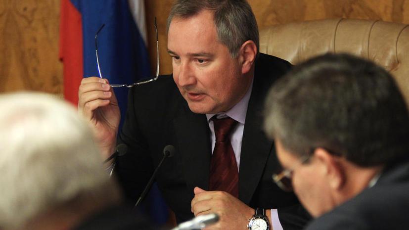 Дмитрий Рогозин назвал причину неудачного пуска «Булавы» 6 сентября