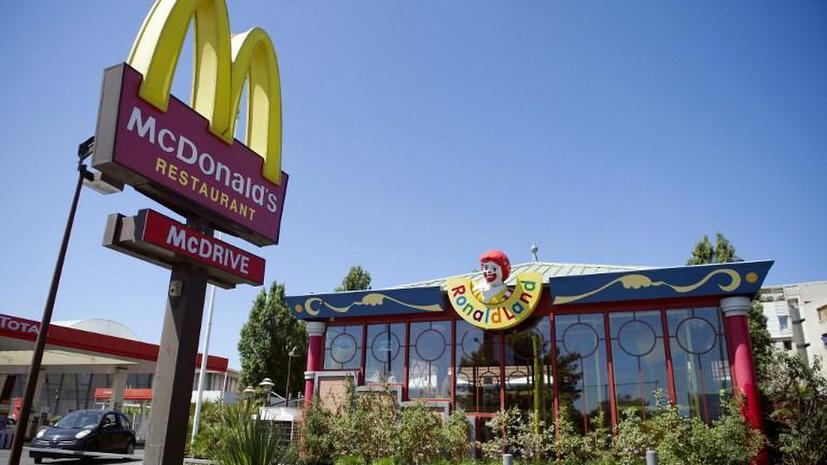 Исследование: итальянская мафия зарабатывает больше, чем McDonald's