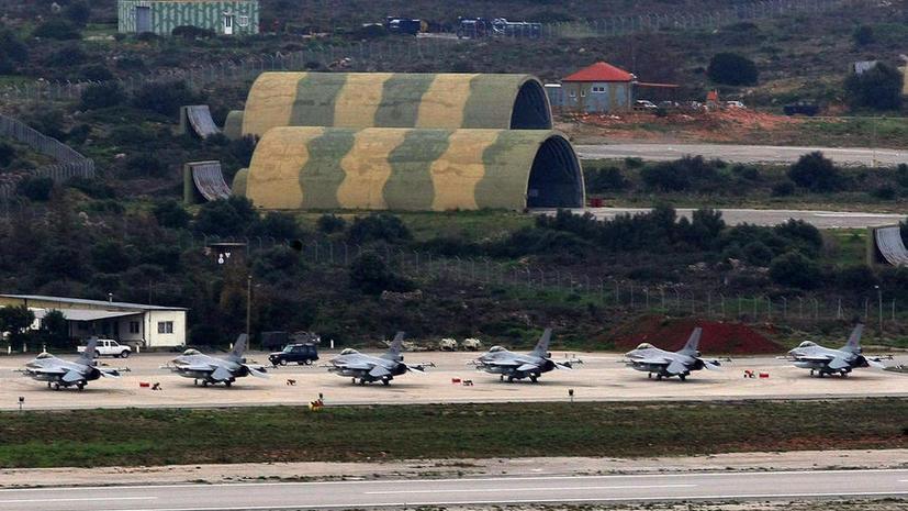 США направляют в Норвегию тяжёлую военную технику