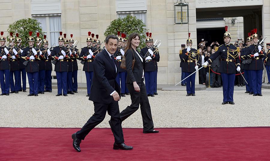 Вслед за Депардье из Франции бежит Николя Саркози