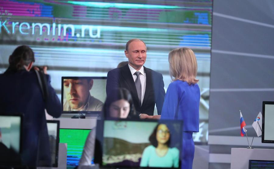 Подробности личной жизни Владимира Путина, о которых стало известно после прямой линии