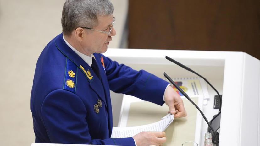 Юрий Чайка: СМИ надо наказывать за дезинформацию по межнациональным конфликтам