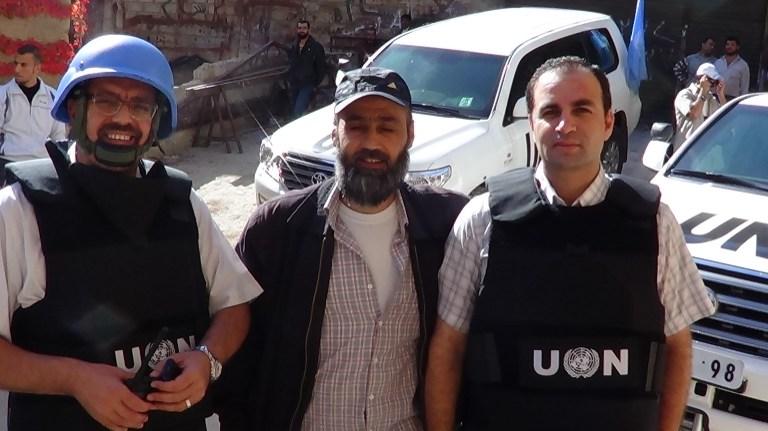 ООН выводит из Сирии весь вспомогательный персонал