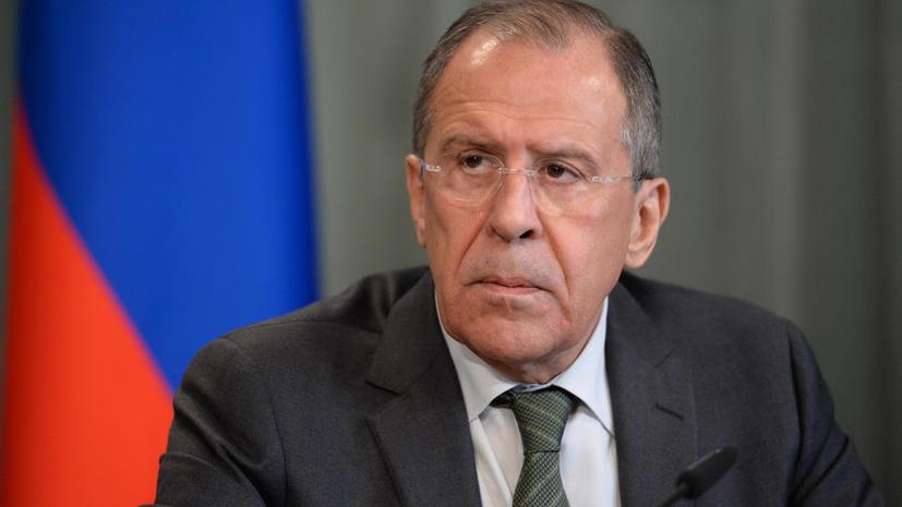 Сергей Лавров: Для преодоления украинского кризиса необходимо пресечь попытки легитимизировать правительство Майдана