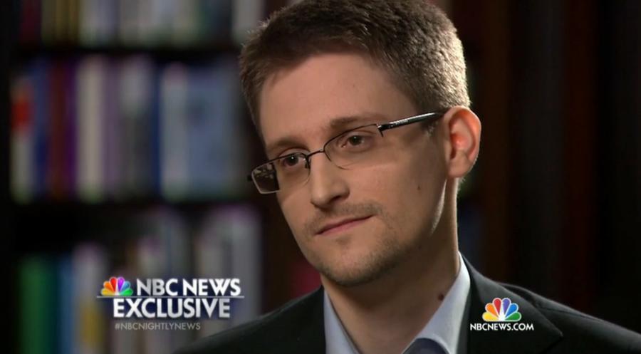 Эдвард Сноуден: Почему я нахожусь в России? Спросите об этом у Госдепа США