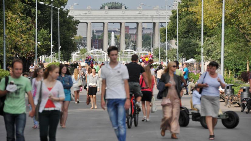 Московские парки обработают биобактериями