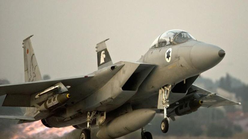 СМИ: Израиль нанес авиаудар по Сирии