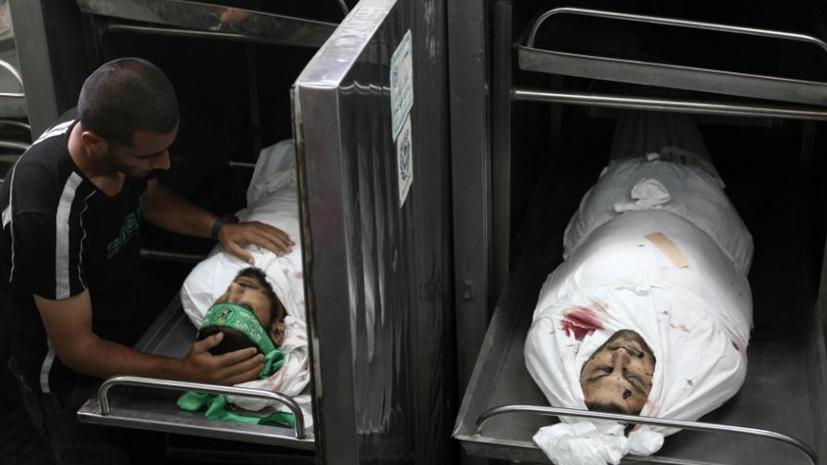 Очевидец: в госпитали Сектора Газа каждые 10 минут привозят раненых детей и стариков