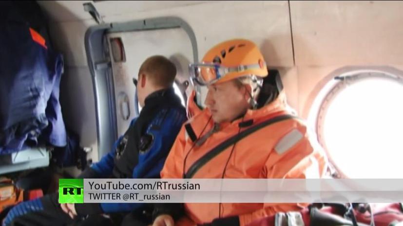 Спасённые члены экипажа траулера «Дальний Восток» доставлены в больницы