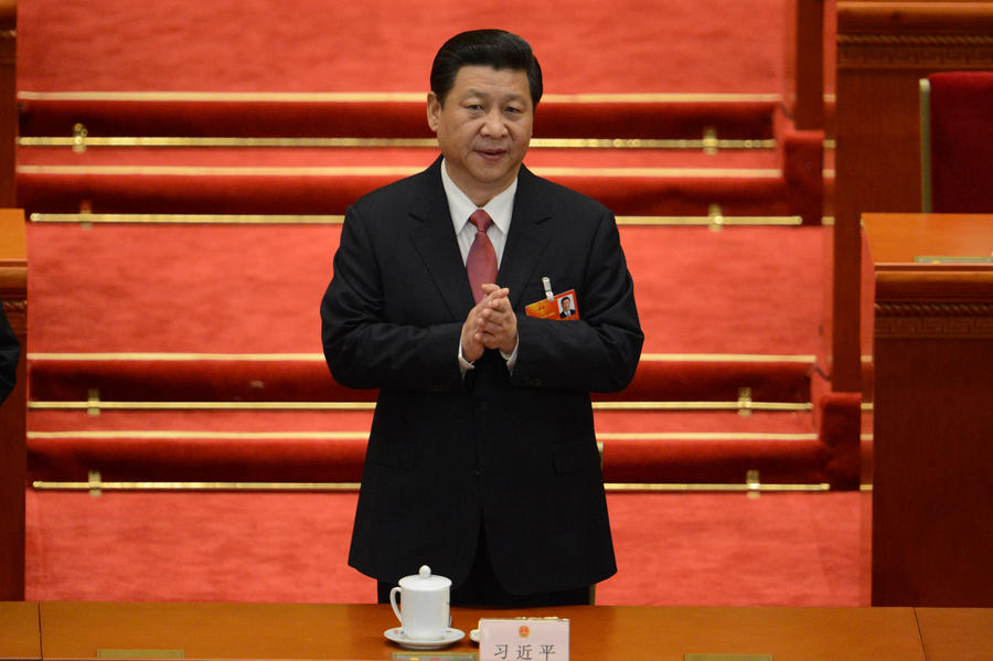 Си Цзиньпин избран председателем КНР