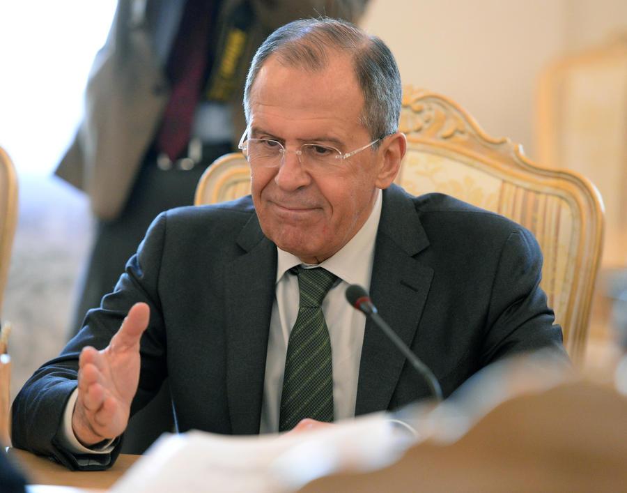 Сергей Лавров: Киевские власти могли бы наладить диалог со своими оппонентами под эгидой ОБСЕ