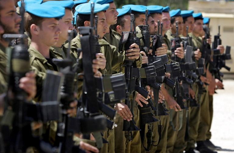 Израиль готов призвать 75 тысяч резервистов для наземной операции