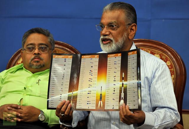 Индия собирается на Марс