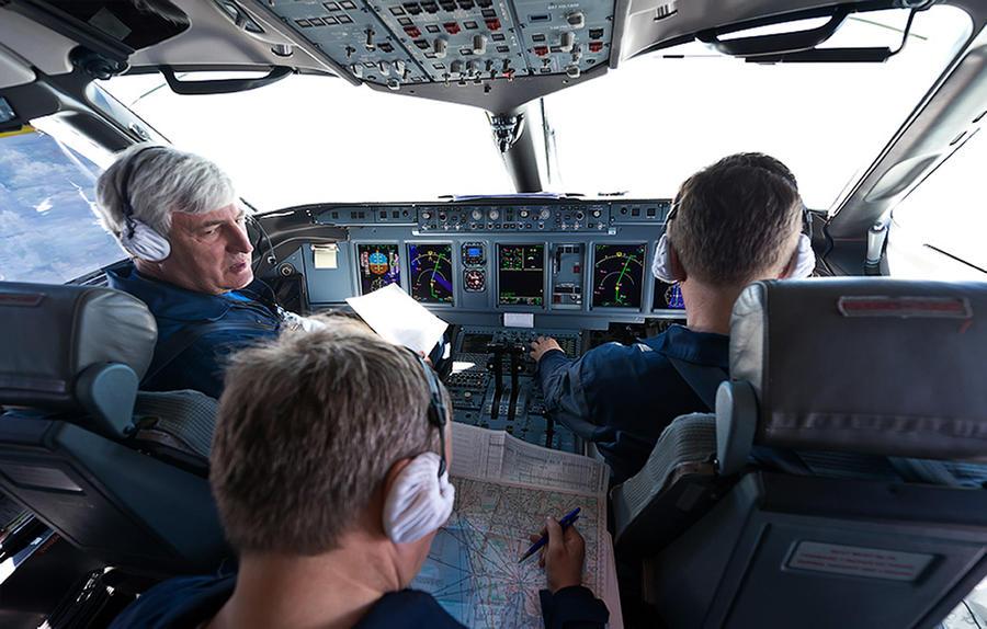 Росавиация временно приостановила выдачу лётных сертификатов