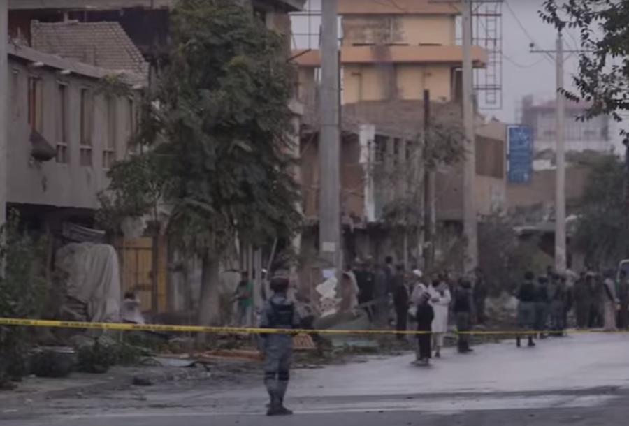 Теракт в Кабуле: не менее 7 человек погибли, 400 ранены