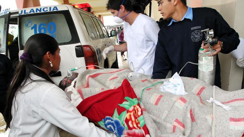 29 человек погибли во время столкновений в боливийской тюрьме