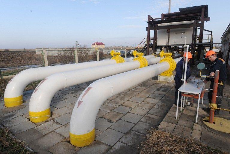 Кремль: Россия и Украина пока не договорились о ценах на газ