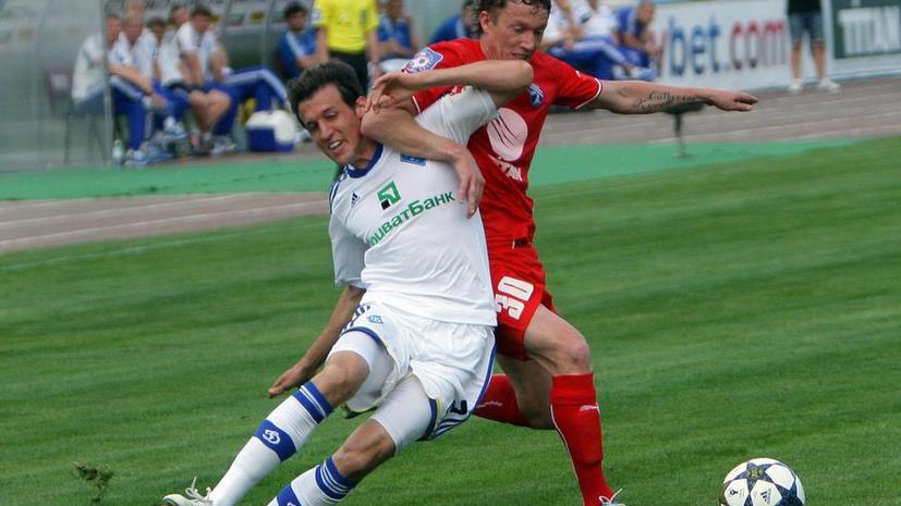 УЕФА намерен создать в Крыму футбольную лигу из восьми клубов