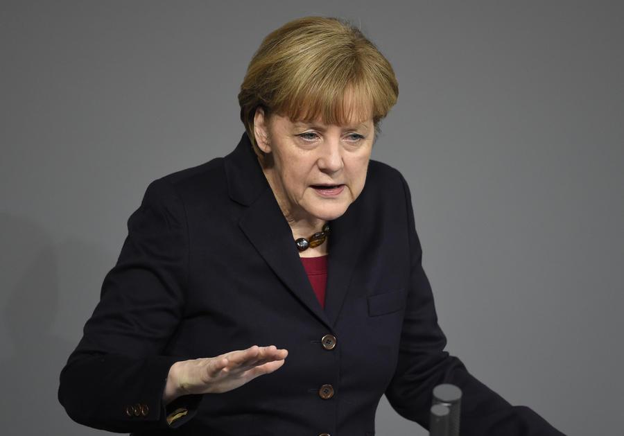 Ангела Меркель назвала антисемитизм гражданским долгом каждого немца