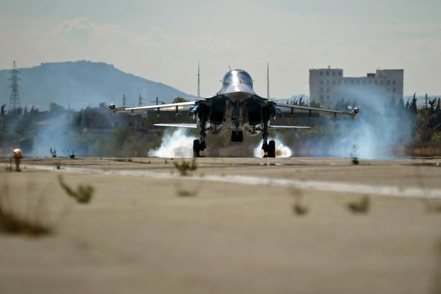 Американские СМИ убедились в интенсивности авиаударов ВКС РФ по ИГ в Сирии