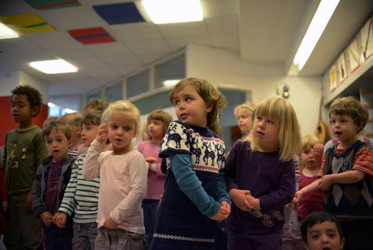 Норвежский суд постановил вернуть дочерей россиянки Татьяны Бендикене и Робертаса Бендикаса родителям
