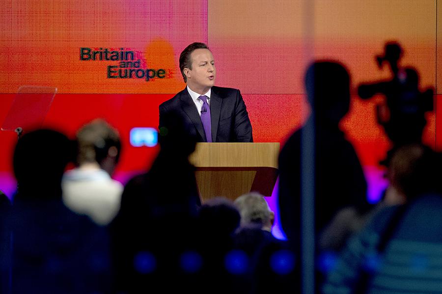 Великобритания может провести референдум по выходу из Евросоюза