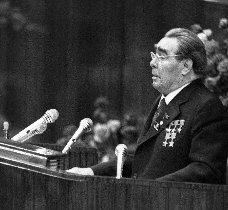 Россияне считают Леонида Брежнева лучшим правителем ХХ века