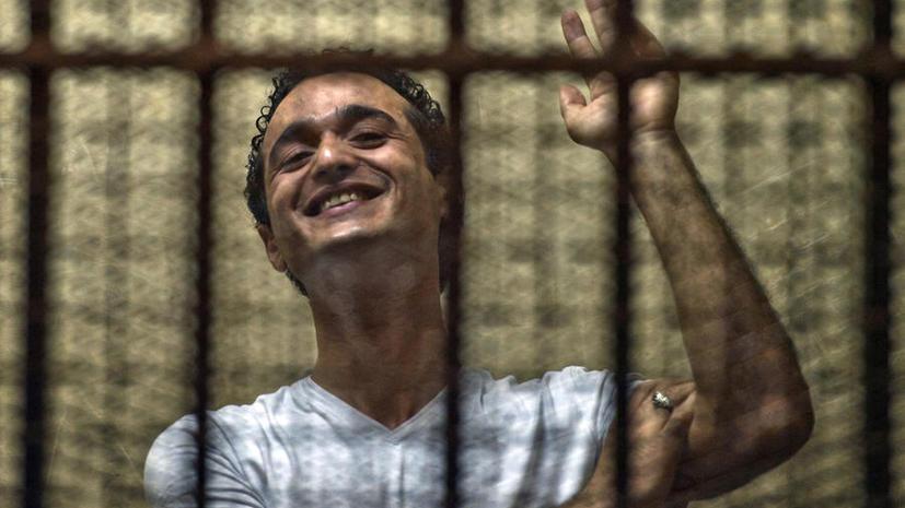 Активист, назвавший президента Мурси «убийцей», получил шесть месяцев тюрьмы