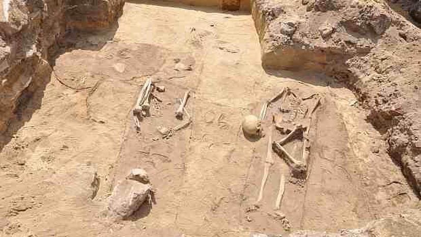 Археологи обнаружили «вампирское» захоронение на юге Польши