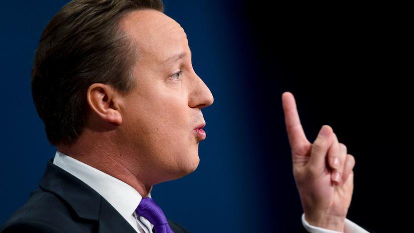 Кэмерон отправился налаживать отношения в Персидском заливе