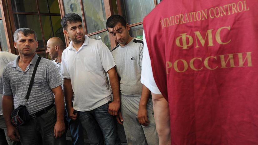 Сотрудники ФМС обнаружили на юго-востоке Москвы целый город нелегальных мигрантов