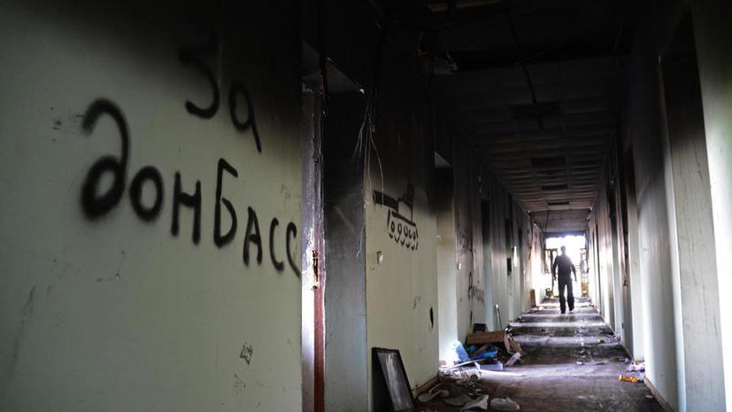Американский журналист: Реальность нынешнего Донбасса — этнические чистки