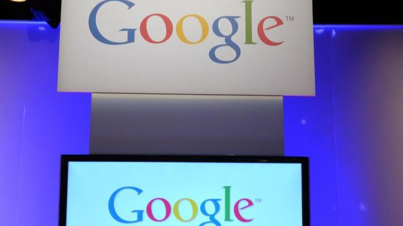 Google «признал» Палестину