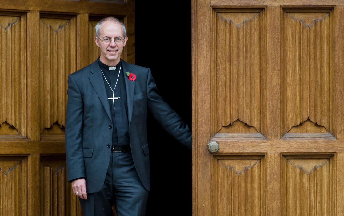 Архиепископ Кентерберийский случайно возглавил англиканскую церковь