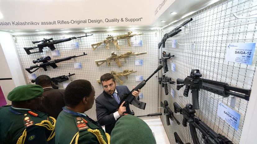 Концерн «Калашников» работает над 30 крупными проектами – от новой винтовки до пистолета