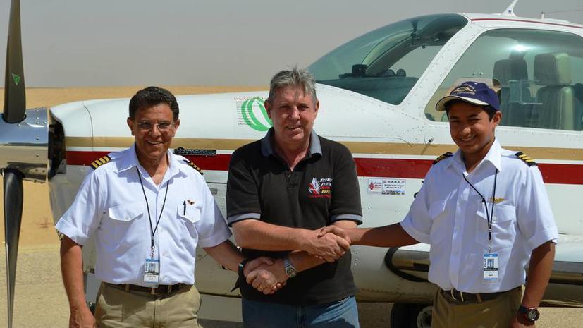 Несовершеннолетний пилот из США погиб при авиаперелёте вокруг Земли