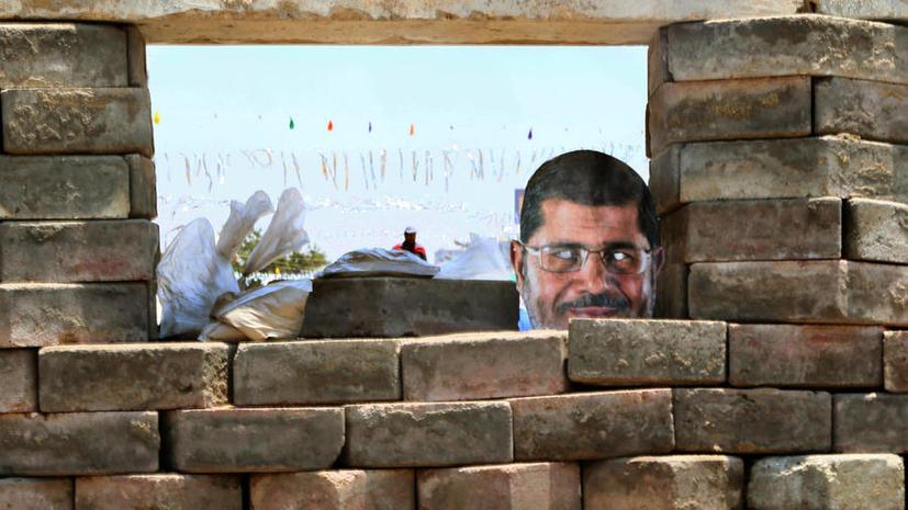 Полиция расследует причастность бывшего президента Египта Мухаммеда Мурси к убийству демонстрантов