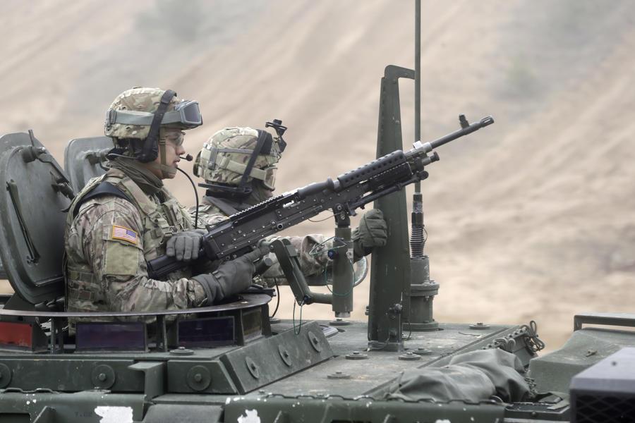 СМИ: НАТО своими учениями на Украине может доиграться до большой войны