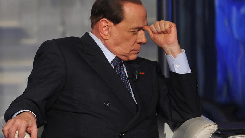 Сильвио Берлускони приступает к волонтёрской деятельности в доме престарелых